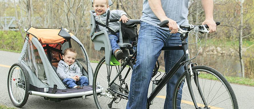 Varför köpa Thule cykelvagn?
